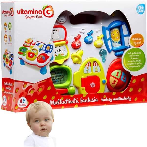 Fejlesztő játékok babáknak