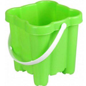homokozó vödör bástya zöld színű fiús játékok webáruház
